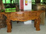 AS0039促销 香樟木神台 案台 佛台 供桌 翘头案 条几