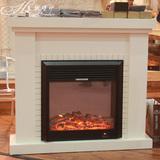 1.2米壁炉装饰柜雕花 简约欧式电视柜 客厅电子仿真火炉芯取暖器