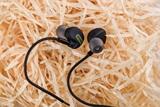 正品百元音质电脑手机线控入耳式魔音耳机带麦防水耳塞重低音007