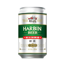Harbin Beer Harbin Alcohol Cool 330ml Single Listen