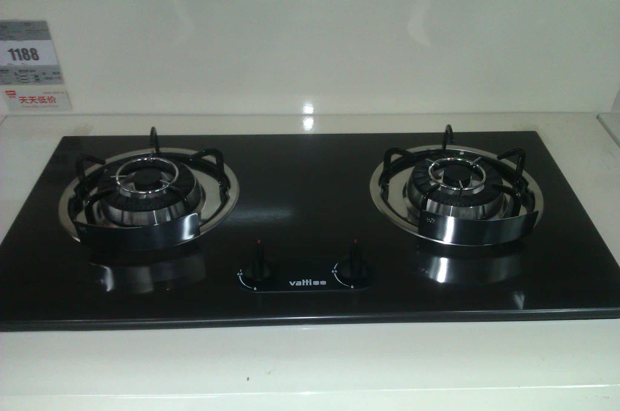 嵌入式燃气灶怎么安装啊?图片