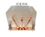 金钱豹coolserver 2U 1356 1366被动热管服务器散热器 政久G618