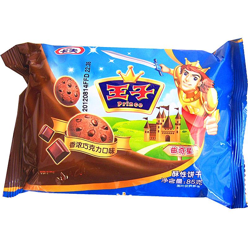 达能王子饼干_达能王子曲奇星 饼干