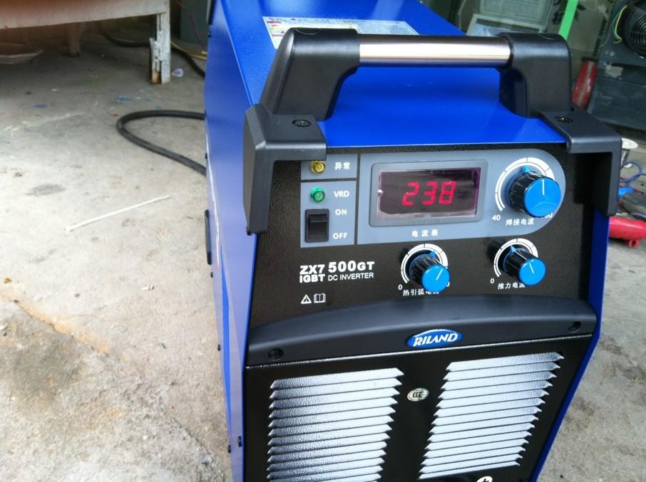 逆变直流电焊机500图片