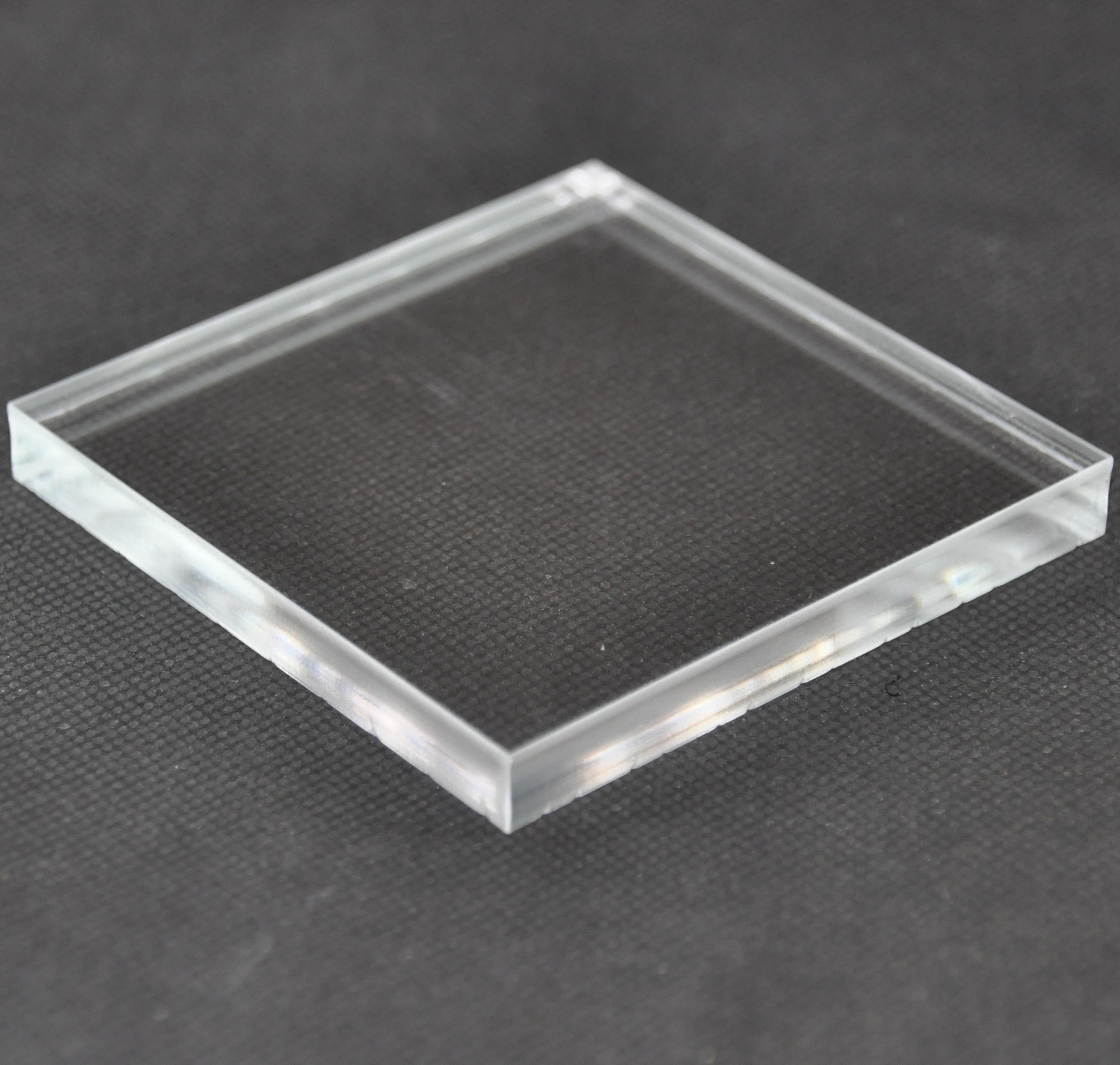 透明亚克力板材 有机玻璃板 塑料板 激光切割定做 定制 2-10mm商品图片