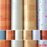 特价卷材仿木花地胶家用毛革PVC地板革卧室客厅满铺防水塑料地毯