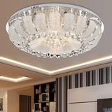 欧式水晶吊灯奢华客厅卧室餐厅复式低楼层高户型蜡烛吸顶现代圆形