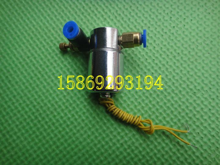 微型电磁阀dc12v水阀气阀6v微型阀电磁阀3v气动阀德诺正品24v快接商品图片