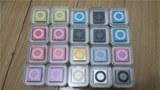 正品iPod 苹果MP3  shuffle4(6.7.8)代MP3
