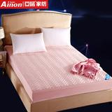 床笠加厚夹棉床罩防滑床单席梦思1.5 1.8米床套冬床垫保护套单件