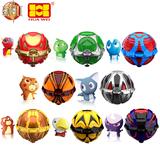 正版蛋神2爆蛋飞陀魔幻陀螺玩具 对战玩具8款玩蛋神奇踪单1只装