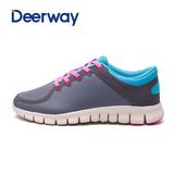 德尔惠女鞋正品休闲百搭运动鞋冬季轻便耐磨慢跑鞋旅游鞋跑步鞋