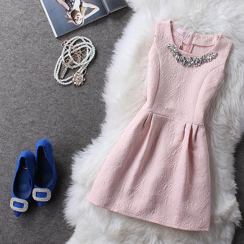 连衣裙气质小洋装