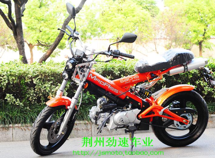 高配全新飞鹰刀郎125madass125复古摩托车带发票可上牌商品图片