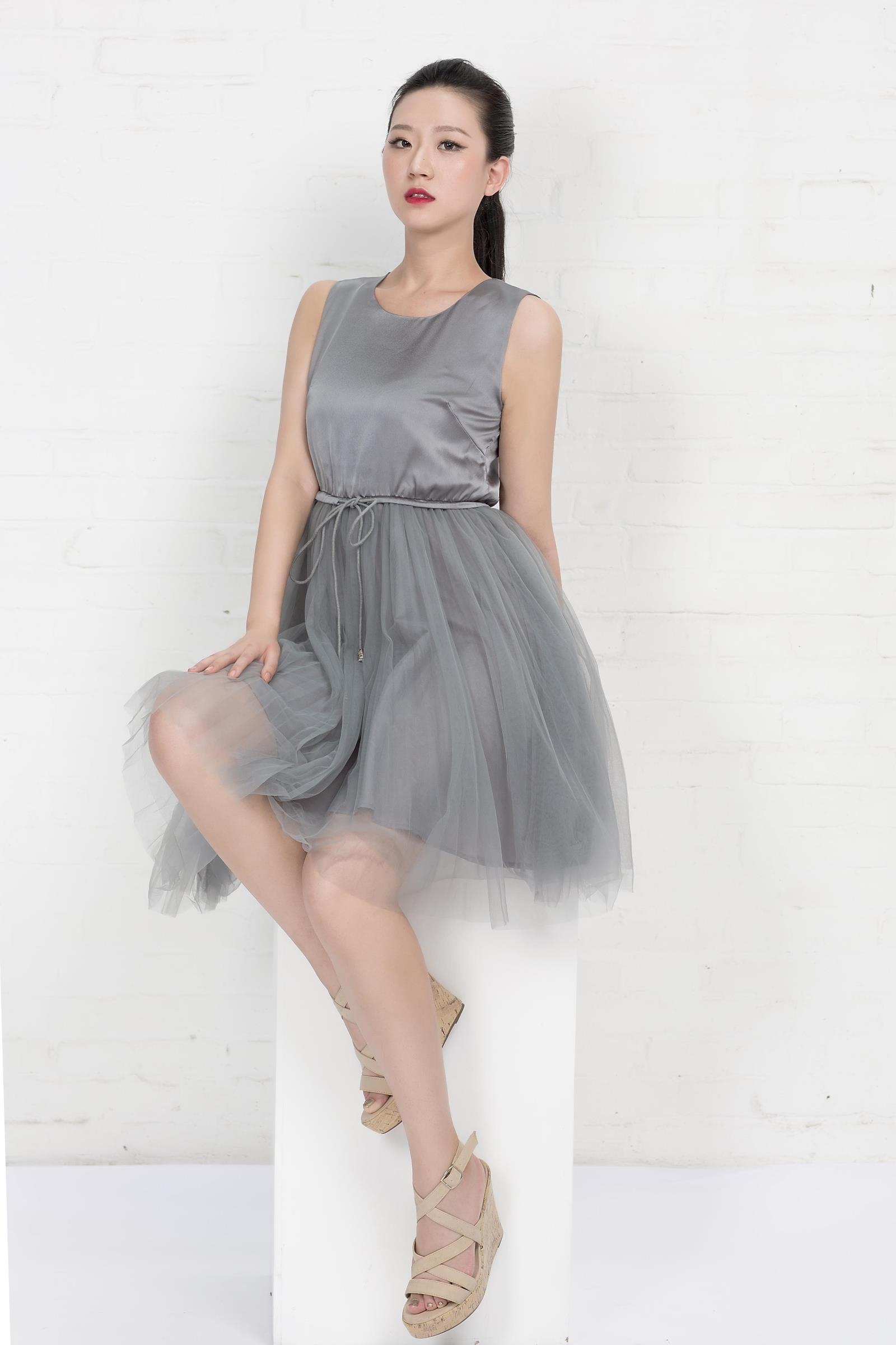 连衣裙夏韩版公主裙