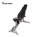 包邮商用多功能哑铃凳 专业健身椅可调小飞鸟卧推器材腹肌仰卧板