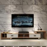 电视柜简约现代客厅卧室地柜大小户型伸缩电视柜茶几组合电视机柜