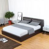 包邮定制家具现代简约北欧时尚软包1.8米真皮床布艺床双人床婚床