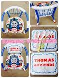 出口卡通加厚儿童小椅子婴儿凳子宝宝靠背椅板凳幼儿园桌椅叫叫椅