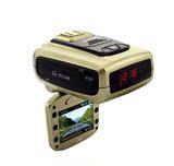 先知 灵动L80 电子狗行车记录仪一体机测速雷达预警仪蓝云自升级