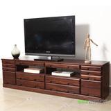 悠悠娃出口实木环保简约现代TV电视柜地柜客厅家具视听柜TVB-150W