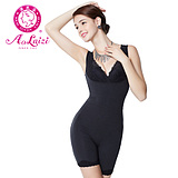 加强版女士秋冬连体塑身衣厚款产后收腹束腰瘦身美体束身内衣正品