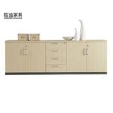 胜迪办公家具文件柜子木质 抽屉矮柜打印柜 资料柜长条柜SD-GZ047