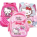 包邮正品HelloKitty凯蒂猫芭比儿童幼儿园书包学前班双肩包 1-6岁
