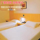 直销宾馆酒店客房家具床员工公寓宿舍套房床软包拉扣床床靠床头柜