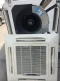 二手中央空调二手空调5匹美的风管机嵌入式吊顶机空调原装机正品