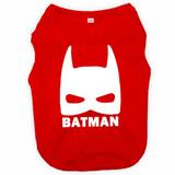 蝙蝠侠狗衣服狗夏装 加菲猫折耳猫亲子装 宠物比熊小鹿犬亲子装