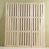 天然环保实木床板 松木床板 透气加厚加固 单人双人床板1.5 1.8米