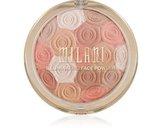 原装进口《Milani立体肤色修容粉饼 》 高光+修色+腮红三合一。