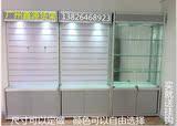 精品手机展示柜高柜苹果手机配件展柜陈列柜小饰品槽板展示柜货架