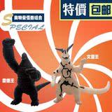 艾雷王雷德王怪兽玩具新款胜利ll银河奥特曼怪兽软胶玩具特价包邮