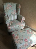 欧式复古皮沙发美式单人沙发高背老虎椅会所客厅咖啡厅网咖椅现货