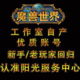 魔兽世界账号出售wow叮90-100级法师战士猎人盗贼带坐骑帐号