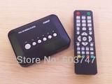 迷你1080P全格式硬盘播放器蓝光高清播放器,支持AV/SD卡/USB host