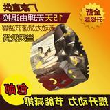 吉特兴汽车涡轮增压器发动机进气动力改装机械涡轮增压节油器电动