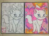 儿童DIY益智玩具手工画小号21*30水粉画水彩画涂鸦画