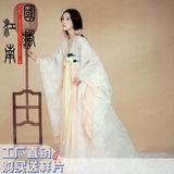 唐朝古装女演出表演服 摄影服装 武才人武媚娘艺术写真主题服装
