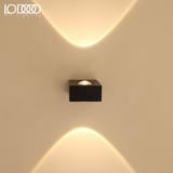 乐灯床头灯创意壁灯led壁灯床头客厅卧室过道温馨北欧现代墙壁灯