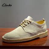 代购其乐男鞋Clarks Desert London真皮复古休闲鞋低帮减震沙漠靴