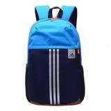 专柜正品新款阿迪达斯双肩包三叶草男女学生书包旅行包电脑背包潮