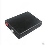 18650锂电池移动电源盒电池仓 DIY移动电源空盒2节3节4节任意组合
