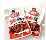 湖南特产味到舌足的辣卤莲藕香辣藕片休闲小吃办公零食麻辣条包邮