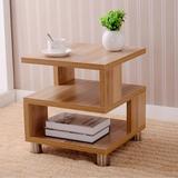 特价简约现代正方形小茶几客厅沙发边几创意小边桌角几宜家小户型