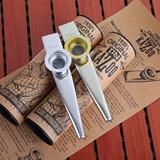 包邮 英国原装进口Clarke克拉克卡祖笛kazoo金属小号送笛膜卡祖笛