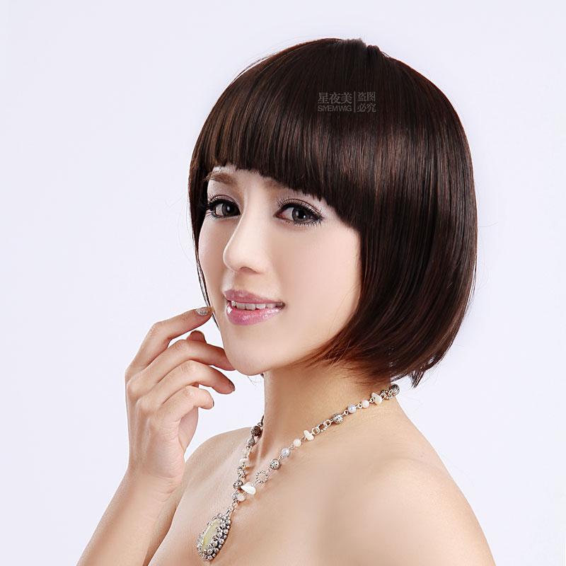 假发短发女帅气