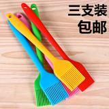 烧烤酱油调料刷大号耐高温硅胶日本小毛刷油刷烘焙刷厨房食品刷子